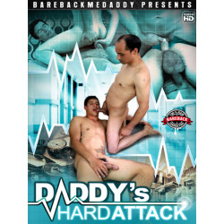 Daddy`s Hard Attack DVD (Bareback Me Daddy) (20222D)
