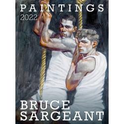 Bruce Sargeant Paintings 2022 Calendar (M1032)