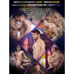 I Like It Raw 3-DVD-Set (Next Door Studios) (20284D)