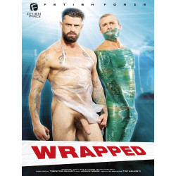 Wrapped DVD (Raging Stallion Fetish & Fisting) (20246D)