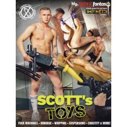 Scott`s Toys DVD (My Dirtiest Fantasy) (20276D)