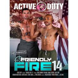 Friendly Fire #14 DVD (Active Duty) (20278D)