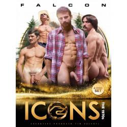 Falcon Icons: The 1970s 2-DVD-Set (Falcon) (20357D)
