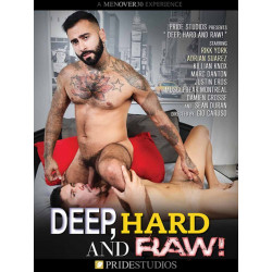 Deep, Hard and Raw! DVD (Pride Studios) (20365D)