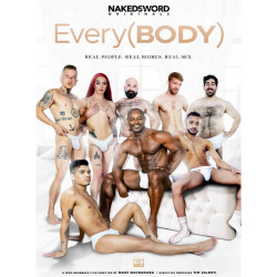 Every (Body) DVD (Naked Sword) (20386D)