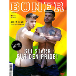 Boner 095 Magazine 07/2021 (M5495)