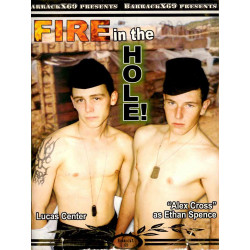 Fire In The Hole! (BarrackX69) DVD (Barrack X) (20347D)