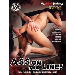 Ass On The Line! DVD (My Dirtiest Fantasy) (20371D)