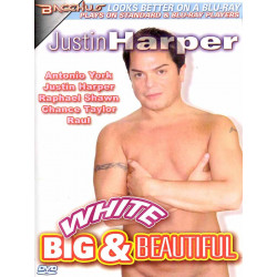 White Big And Beautiful DVD (Bacchus) (20319D)