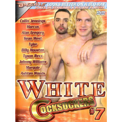 White Cccksuckers #7 DVD (Bacchus) (20294D)