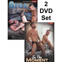 Bros In Hose / In The Moment 2-DVD-Set (Gentlemen's Closet) (20438D)