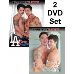 LA Love & Beautiful Boy 2-DVD-Set (Trenton Ducati) (20437D)
