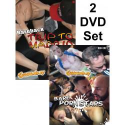 Crunch Boy Bareback #3 2-DVD-Set (Crunch Boy) (20433D)