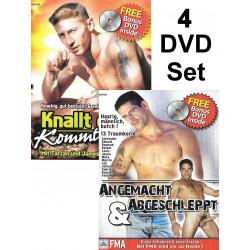 Knallt Geil & Angemacht 4-DVD-Set (Foerster Media) (20425D)