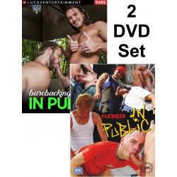 Public Fucking 2-DVD-Set (Lucas & Fucked Studio) (LucasEntertainment) (20423D)