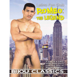 Romeo : The Legend DVD (Bijou) (20408D)