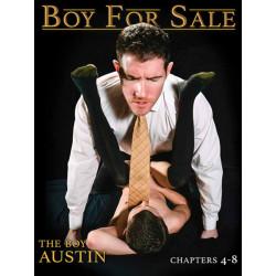 The Boy Austin (Chapters 4-8) DVD (Boy For Sale) (20406D)