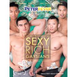 Sexy Rich Gaysians DVD (Peter Fever) (20405D)