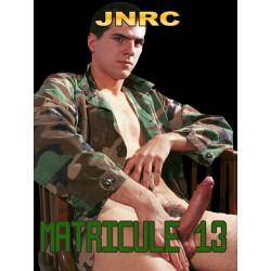 Matricule 13 DVD (JNRC) (19859D)