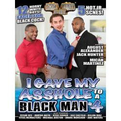 I Gave My Asshole To A Black Man #4 DVD (Dog Fart Gay) (20514D)