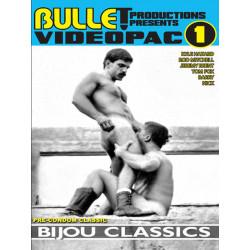 Bullet Videopac #1 DVD (Bijou) (20518D)