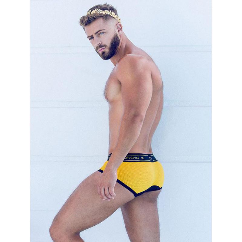 2Eros Apollo Nano Trunk Underwear Gold (T8138)