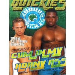 Cum in My horny Ass DVD (Quickies) (05225D)