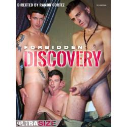 Forbidden Discovery DVD (Ultra Size) (20547D)
