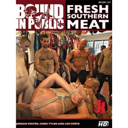 Fresh Southern Meat DVD (Bound In Public) (20497D)