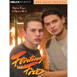 Flirting With Fire DVD (Helix) (20534D)