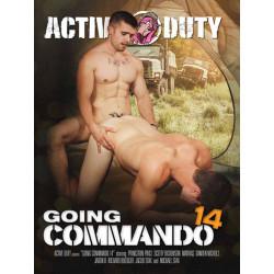 Going Commando #14 DVD (Active Duty) (20542D)