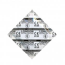London Extra Groß XXL 100-Condom-Pack (E88403)