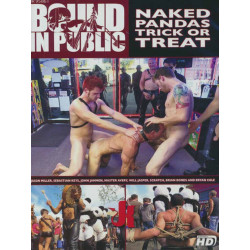 Naked Pandas Trick or Treat DVD (Bound In Public) (20489D)
