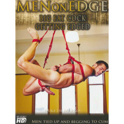 Big Fat Cock Getting Edged DVD (Men On Edge) (20486D)
