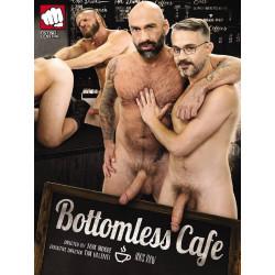 Bottomless Café DVD (Raging Stallion Fetish & Fisting) (20372D)
