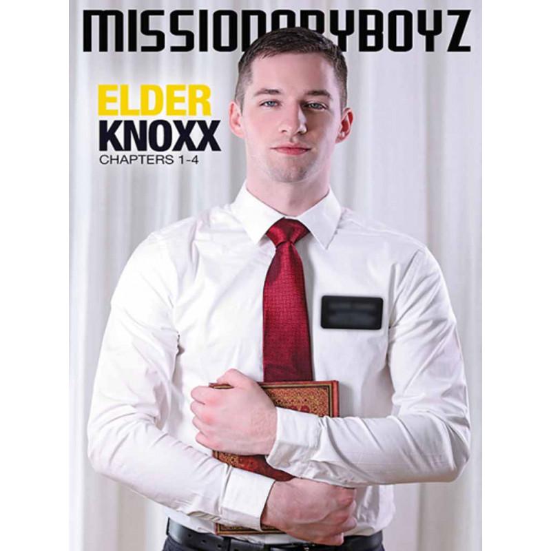 Elder Knoxx DVD (Missionary Boyz) (20581D)