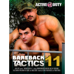 Bareback Tactics #11 DVD (Active Duty) (20578D)