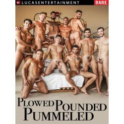 Plowed, Pounded, Pummeled DVD (LucasEntertainment) (20182D)