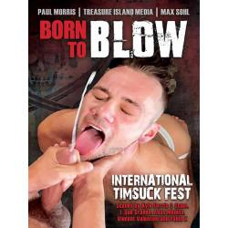 Born To Blow DVD (Treasure Island) (20638D)