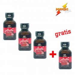 3 + 1 Amsterdam Special Retro 25ml (Aroma) (P0215)