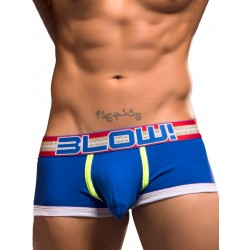 Andrew Christian Blow! Patriot Boxer w/Almost Naked Underwear Royal (T3830)
