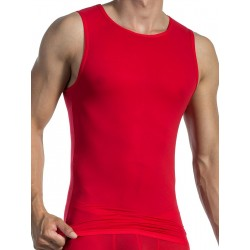 Olaf Benz Tank Top RED0965 Lips (T3883)