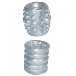 Oxballs Slug 1 Ball Stretcher 54 mm Silver (T4125)