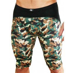 GB2 Lanz Training Trunk Underwear Camo/Black (T4392)