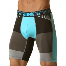 Junk Flash Bike Brief Underwear Aqua Blue (T4450)