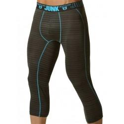 Junk Balance Street Runner Shin Length Underwear Aqua Blue (T4453)