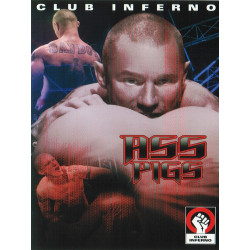 Ass Pigs DVD (Club Inferno (by HotHouse)) (04742D)