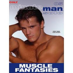 Minute Man 05 Muscle Fantasies DVD (Colt's Minute Man) (06322D)