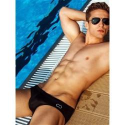 2Eros Icon II Swim Brief Swimwear Black