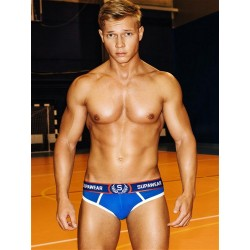 Supawear Sports Club All Stars Brief Underwear Blue (T4790)
